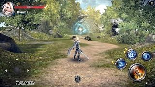 Dragon Nest II Legend [Android] CBT Gameplay