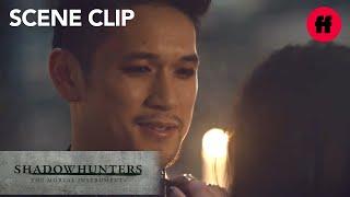 Magnus and Dot Dance | Season 2, Episode 13 | Shadowhunters