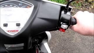 Kymco Super 8 50cc 2-Stroke Review