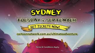 Free Adventure Time Event | Sep 4th in Sydney  | Cartoon Network