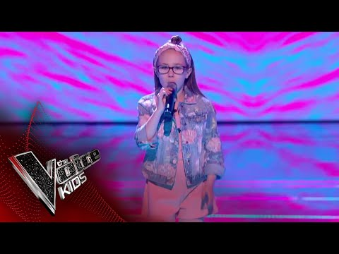Xxx Mp4 Brooke Performs Til I M Done The Semi Final The Voice Kids UK 2018 3gp Sex