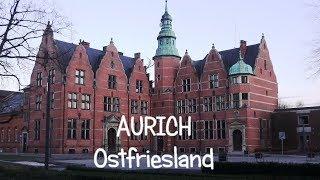Der schönste Rundgang durch Aurich in Ostfriesland Sehenswürdigkeiten Aurich Sightseeing Innenstadt