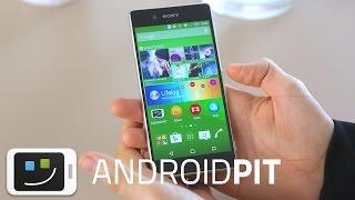 Sony Xperia Z3+ Review en español