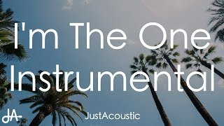 I'm The One - DJ Khaled ft. Justin Bieber, Quavo & Co. (Acoustic Instrumental)