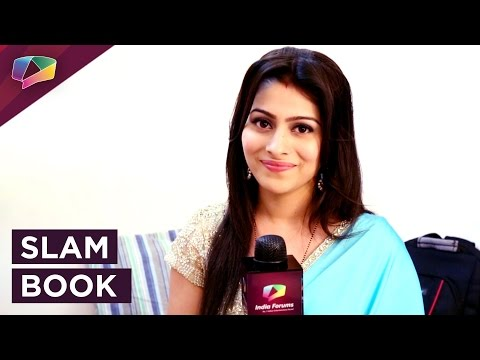 Aparna Dixit Shares Her Slam Book