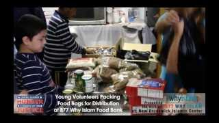 Muslim Charity Feed The Hungry In US