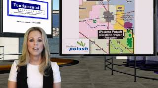 Western Potash Corp. (TSX.V: WPX) News Update
