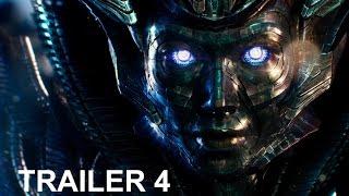 Transformers 5: El Último Caballero - Trailer #4 Español Latino 2017