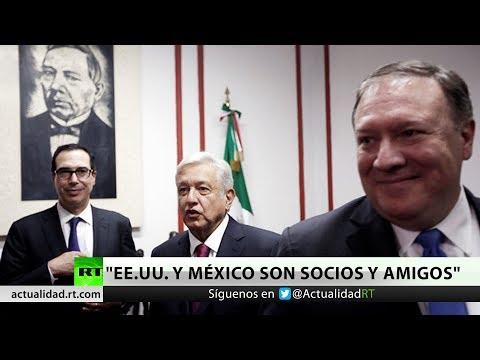 Xxx Mp4 Mike Pompeo EE UU Y México Son Vecinos Socios Y Amigos 3gp Sex