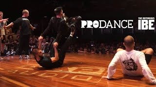 BBOY CREW BATTLE 5 VS 5 | FINAL | IBE 2016