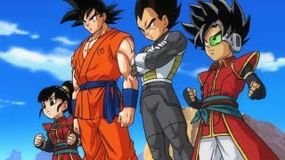 Dragon Ball Heroes [ AMV ] - centuries