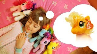 My little pony Are you sleeping Nursery rhymes Song for Kids