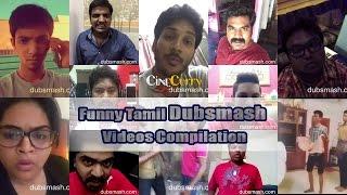 Funny Tamil Dubsmash Videos Compilation | Part 1