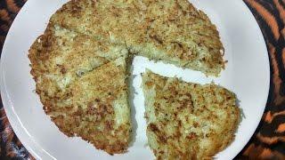Potato Pancake Aalu Ka Pancake