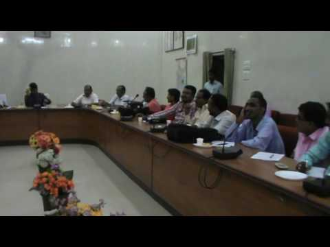 Press Conference of Gonda for Election 2017