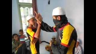 Belajar Seni Beladiri Gerak Majelis Syarif Hidayatullah Kanak-Kanak