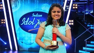 Indian Idol Junior 2 Grand Finale | Ananya Nanda WINS The Competition