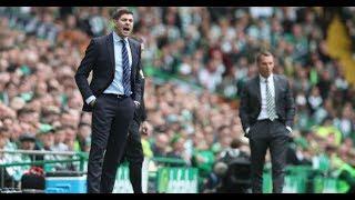 Steven Gerrard : Old Firm Derby