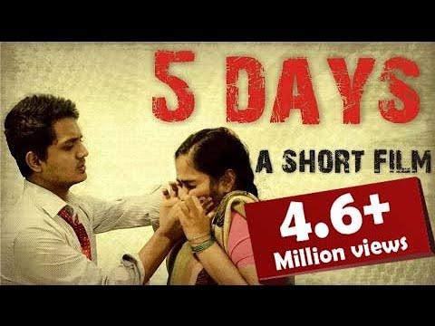 Xxx Mp4 5 Days Hindi Short Film Based On Domestic Voilence 3gp Sex