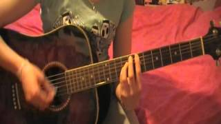 Avril Lavigne - Smile - Guitar Cover