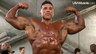 USAMuscle - Exclusive from the 2015 NPC Nationals