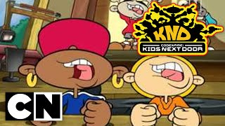 Codename: Kids Next Door - Operation: C.A.M.P. (Preview)
