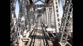 Kotri Bridge - Train Crossing by Kotri Bridge from Kotri Junction Railway Station to Hayderabad