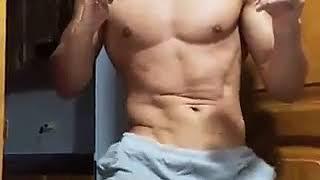 Sexy Mann Sixpack Gay