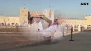 استقبال الملك سلمان في الامارات-٢٠١٦