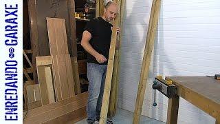 How to select the wood to make Leonardo da Vinci's bridge
