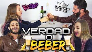 ► Verdad o Beber | Hermanos | YosStoP VS DebRyanShow