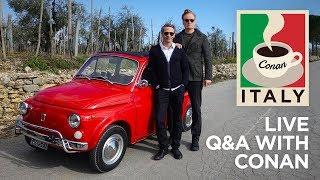 Live Q&A: