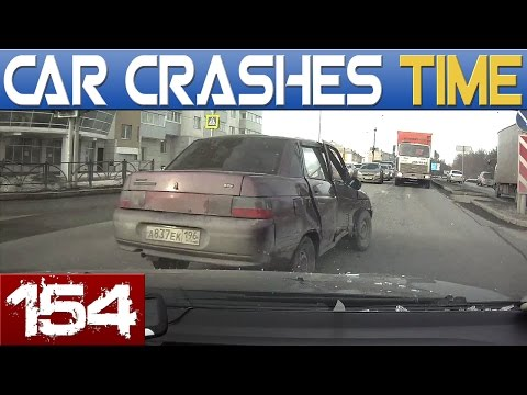 watch Car Crashes Compilation - Best of the Week - Episode #154 HD