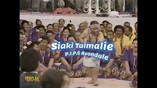 Siaki & PIPC Avondale - Pese
