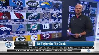 2017 NFL Mock Draft Live: Giants No. 23