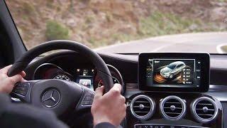 Mercedes-Benz 2016 GLC 250d 4Matic Road Trailer