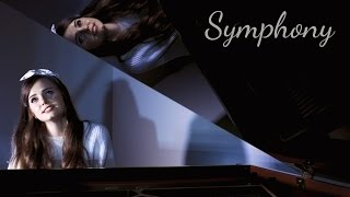 Symphony - Clean Bandit (Tiffany Alvord Piano Cover)