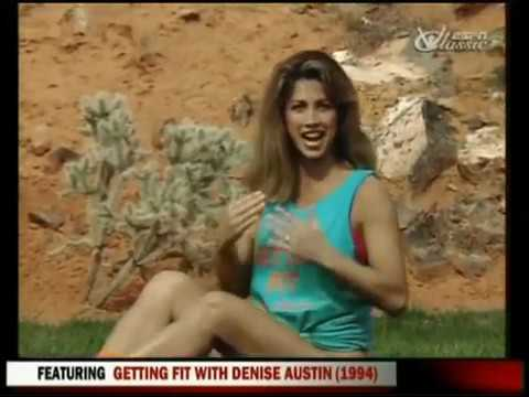 Getting Fit with Denise Austin Ab and Waistline Workout