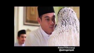 #isteriVStunang OST Pencuri Hati Moment part 1
