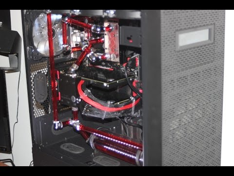 THERMALTAKE X71 MOD AND CHANNEL UPDATE!!!