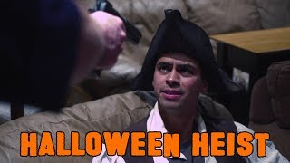 Halloween Heist | David Lopez