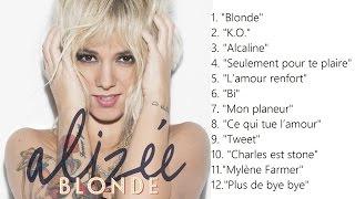 Alizée - Blonde (Full Album) [HD]