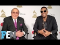 Clive Davis & Maxwell Talk Grammys And Paying Tribute To Prince | PEN | Entertainment Weekly
