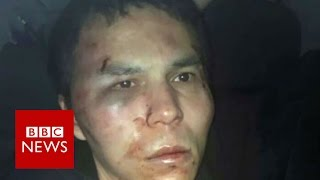 Istanbul Reina nightclub attack suspect