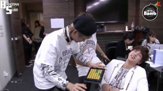 [ENG] 150119 BOMB: 95z dance time with a Beat app