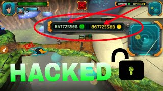 How to download slugterra the dark water 2.0 hack game in hindi 100%real by andro aayan
