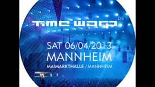 PAN POT @ Time Warp 2013 Mannheim + TRACKLIST
