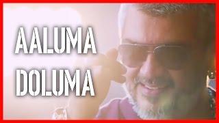 Vedalam - Aaluma Doluma | Ajith | Lakshmi Menon | Anirudh