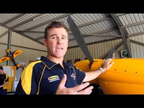 What makes Matt Hall s MXS race plane fast