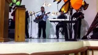 Mi galardón - grupo de alabanza Monte Carmelo escrito por el Pastor Luis Villarreal